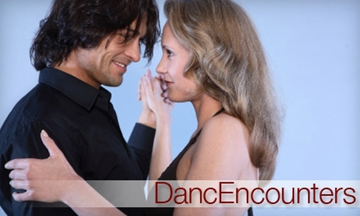 DancEncounters - Beechwood: $14 for Four Argentine Tango, Ballroom, or East Coast Swing Drop-In Classes at DancEncounters