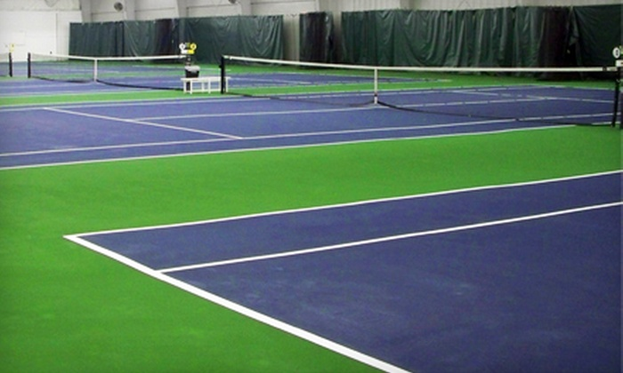 LaTuchie Tennis Center - Stow: $40 for a Six-Week Adult Introductory Tennis Program at LaTuchie Tennis Center ($81 Value)