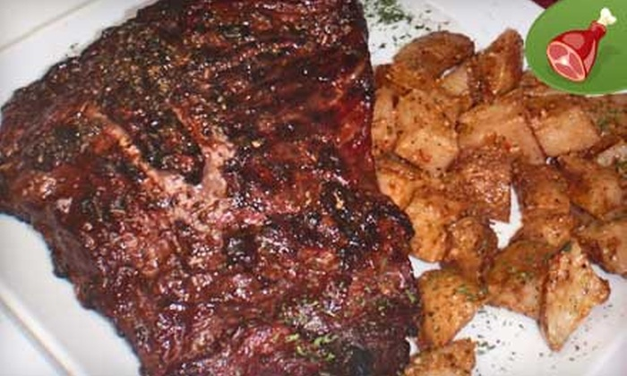 Caminito Argentinian Grill - Chicago: $20 for $40 Worth of Grilled Meats, Pizza, and Pasta at Caminito Argentinian Grill