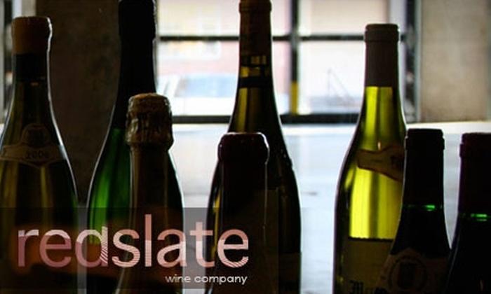 Red Slate Wine Company - Buckman: $19 for a Wine-Tasting Class at Red Slate Wine Company