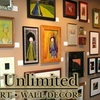 Half Off Frames at Frames Unlimited
