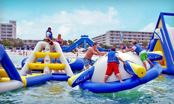 TradeWinds Island Grand Resort - TradeWinds Island Grand Resort (Leisure): Water Park Fun at TradeWinds Island Grand Resort in St. Pete Beach (Up to 53% Off). Three Options Available.