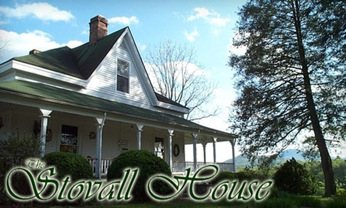 The Stovall House - Atlanta: $67 for a One-Night Stay, Including Breakfast, at The Stovall House in Sautee, Plus Two Wine Tastings and an Appetizer (Up to $134 Value)