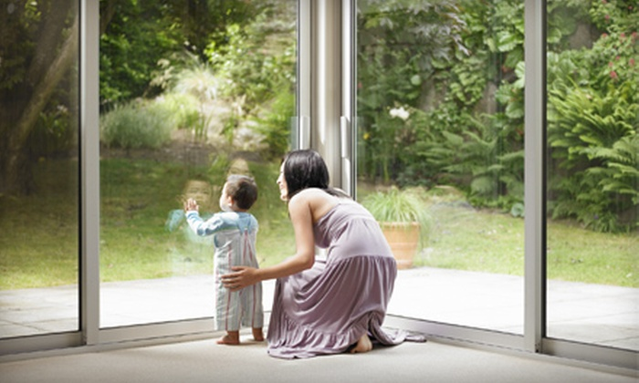 Dr. Glass Window Washing - Central Rockville: $50 for $100 Worth of Window Washing from Dr. Glass Window Washing