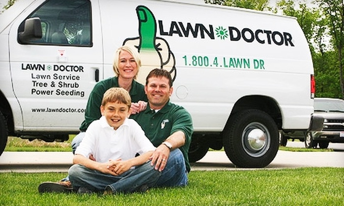 Lawn Doctor of Birmingham - Birmingham: Perimeter Pest Control Program from Lawn Doctor of Birmingham. Two Options Available.