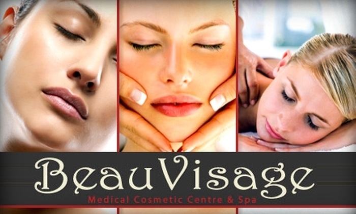 Beau Visage Medical Centre and Spa - Downtown Indianapolis: $50 for $125 Worth of Services at Beau Visage Medical Cosmetic Centre & Spa