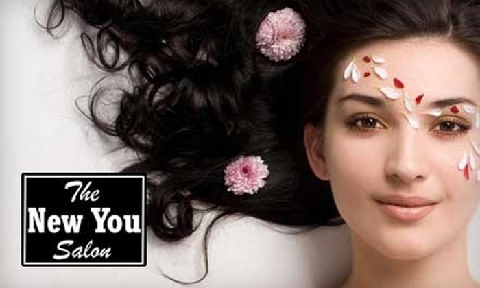 The New You Salon - Birmingham: $35 for $100 Worth of Services at The New You Salon in Birmingham