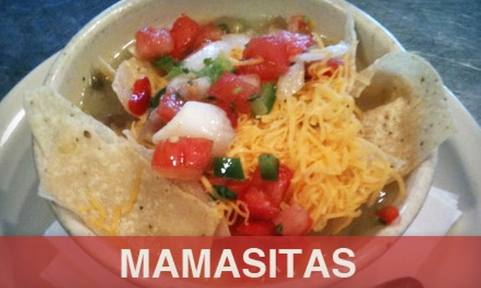Mamasita's - Central Oklahoma City: $10 for $20 Worth of Mexican Fare and Drinks at Mamasita's