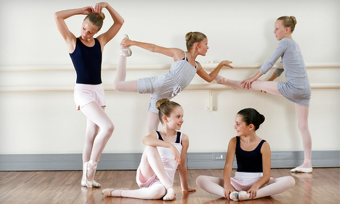 Jenks Dance Academy - South Lakes Business Park: $15 for Four Youth Dance Classes at Jenks Dance Academy (Up to $50 Value)
