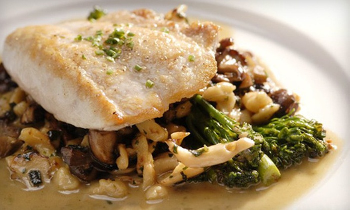 Michael Smith Restaurant - Crossroads: $30 for $60 Worth of Upscale Contemporary Fare at Michael Smith Restaurant
