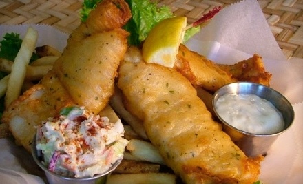 $20 Groupon to The Village Pub - The Village Pub in Naples