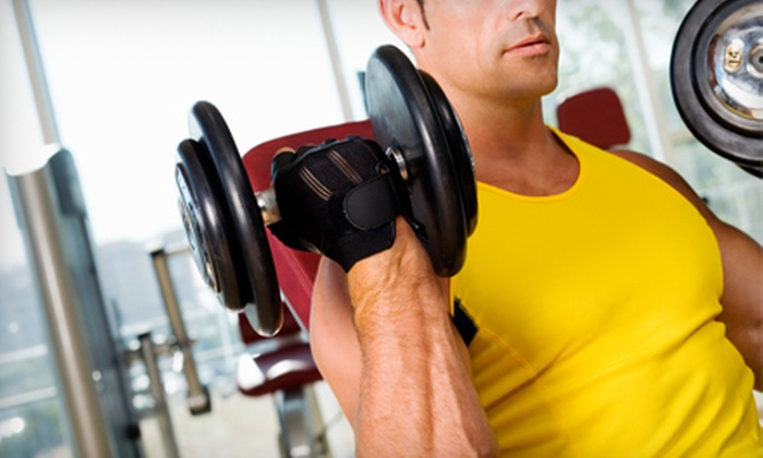 Brickhouse Gym - Downtown Columbia: $44 for a Three-Month Membership to Brickhouse Gym ($117 Value)