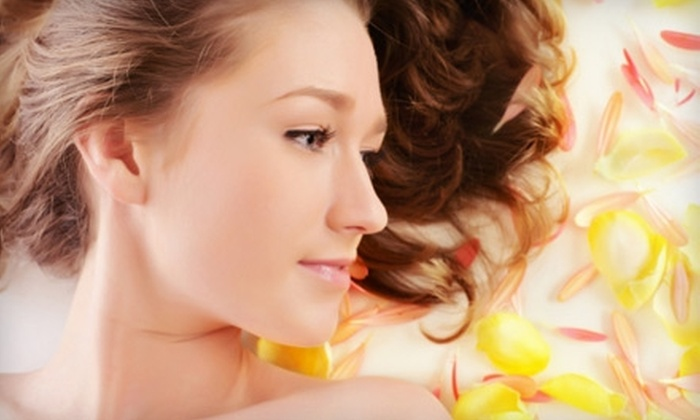 Saddle Rock Salon - Centennial: $40 for $80 Worth of Select Salon and Spa Services or Hair-Care Products at Saddle Rock Salon in Centennial