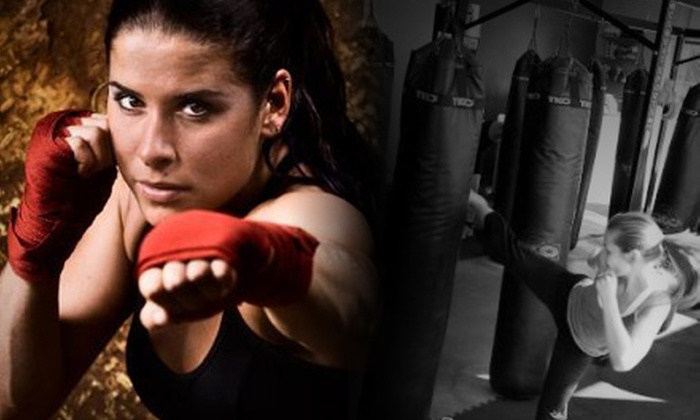 CKO Kickboxing - Multiple Locations: $40 for Five Classes at CKO Kickboxing in Hoboken ($100 Value)