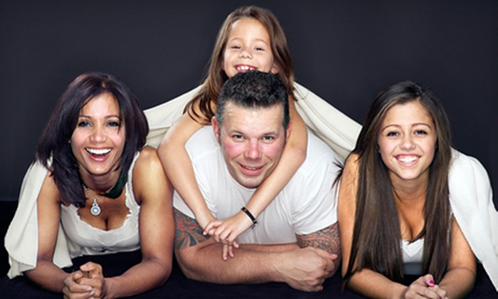 Mike Kortoci Photography - Glen Rock: $299 for Single or Family Portrait of Up to Four with Photo Prints at Mike Kortoci Photography ($1,175 Value)
