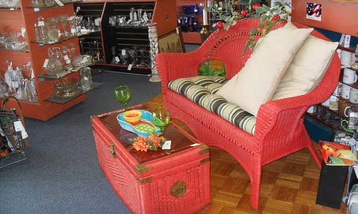 Gulf to Bay Resale Mart - Clearwater: $20 for $40 Worth of Consignment Furniture and Accessories at Gulf to Bay Resale Mart in Clearwater