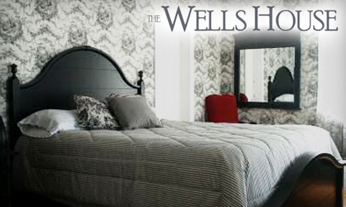 The Wells House - Chester: $60 for a One-Night Stay and Breakfast for Two (Up to $140 Value)