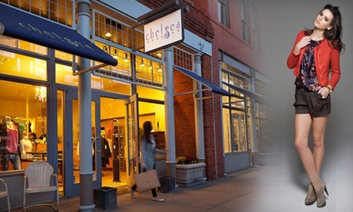 Chelsea Boutique - Downtown: $29 for $65 Worth of Apparel, Accessories, and More Online or In-Store at Chelsea Boutique in Boulder