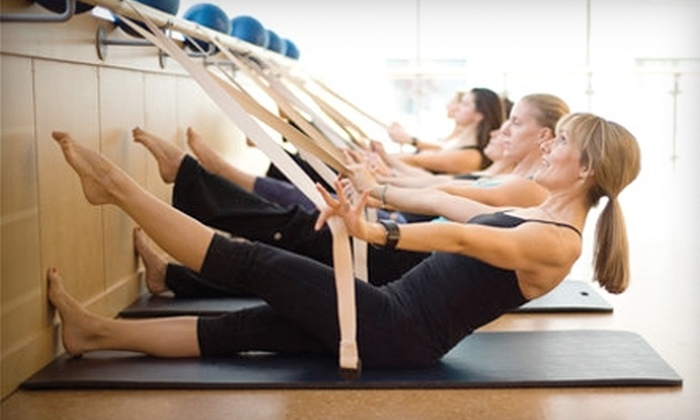 Devine Fitness and Pilates - Kerrisdale: $55 for Five Xtend Barre Classes at Devine Fitness and Pilates ($110 Value)