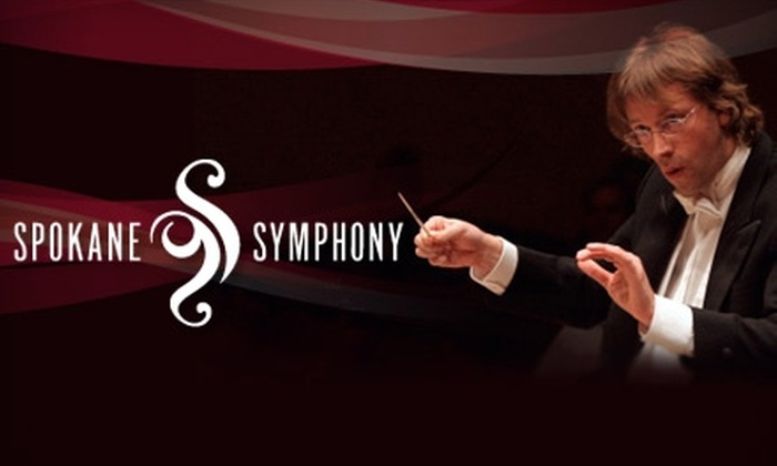 Spokane Symphony - Riverside: $42 for Admission to Three-Concert Casual Classics Series from Spokane Symphony ($84 Value)