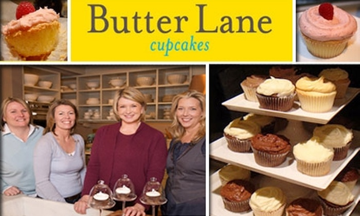 Butter Lane Cupcakes - East Village: $15 for a Dozen Cupcakes at Butter Lane ($30 Value)