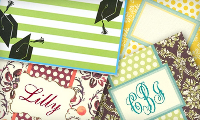 Paper Affair - Multiple Locations: Invitations, Stationery, and Gifts at Paper Affair. Two Options Available.