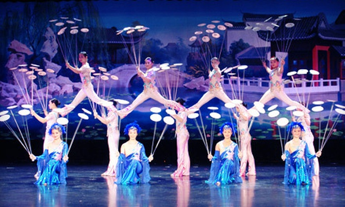 New Shanghai Circus - New Brunswick: $15 for One Ticket to See New Shanghai Circus at State Theatre in New Brunswick on March 18 at 4 p.m. (Up to $41 Value)