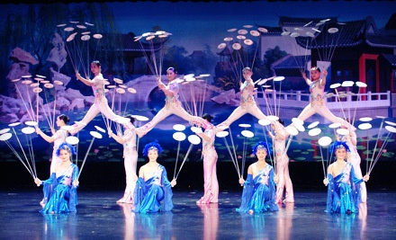 New Shanghai Circus on Sun., March 18 at 4PM: Premium- or Mid-Orchestra, Premium Loge, or Front- or Mid-Balcony  - New Shanghai Circus in New Brunswick