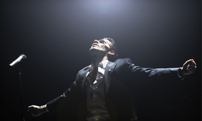 Marc Anthony - College West: One Ticket to See Marc Anthony at Viejas Arena at SDSU on September 22 at 8 p.m. (Up to $62 Value)