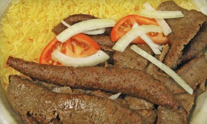 Sami's Gyros - Phoenix: $8 for $16 Worth of Mediterranean Fare at Sami's Gyros in Tempe
