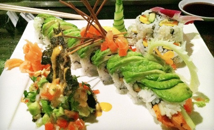 $50 Groupon to Rain Sushi - Rain Sushi in Seattle