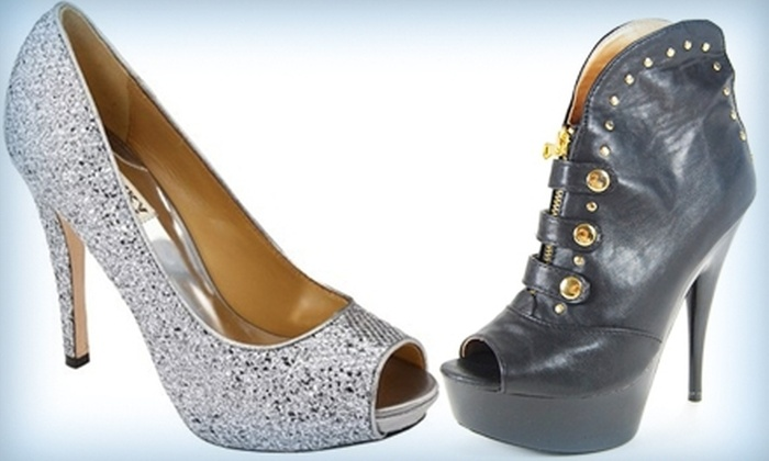 ShoeCrush.com: $50 for $100 Towards Shoes, Jewelry, and Bags from ShoeCrush.com
