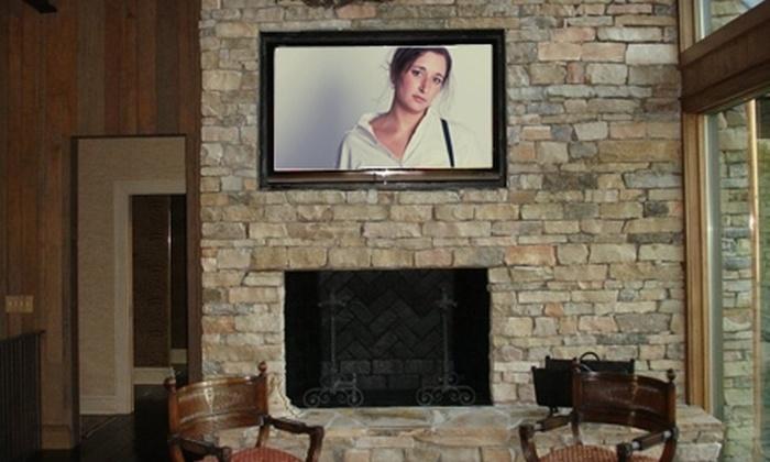 UltraModern Technologies, Inc. - Midtown: $150 for a Flat-screen TV Wall Installation from UltraModern Technologies, Inc.