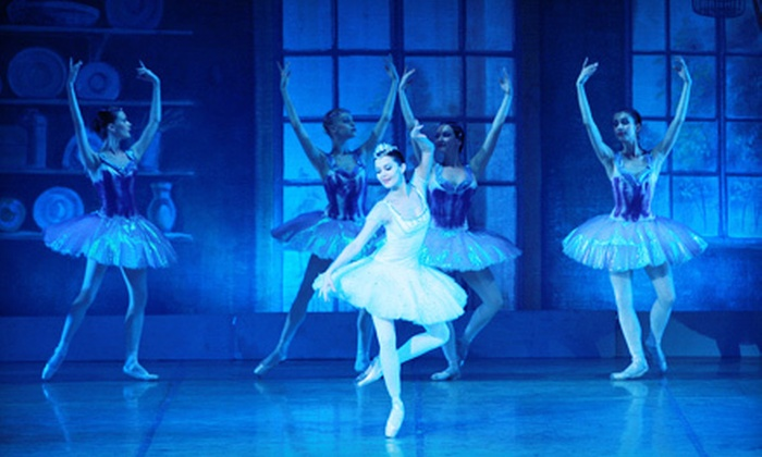 """""""Cinderella"""" Moscow Festival Ballet - New Brunswick: One Ticket to The Moscow Festival Ballet's """"Cinderella"""" at State Theater (Up to 71% Off). Two Options Available."""