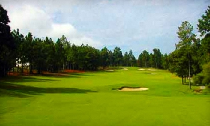 Beacon Ridge Golf & Country Club - 9, Mineral Springs: $49 for 18 Holes of Golf for Two and Cart Rental at Beacon Ridge Golf & Country Club (Up to $170 Value)