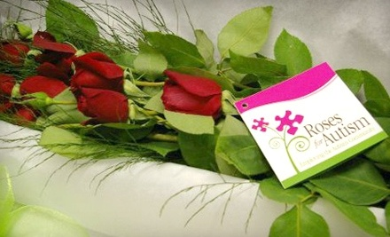 $50 Groupon to Roses for Autism - Roses for Autism in Guilford