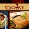Inaugural Groupon Madison Deal: 63% Off Coffee and Crêpes at Bradbury's