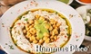 (Old) Hummus Place -  3 Locations in NY - Multiple Locations: $5 for $10 Worth of Fare and Drinks at Hummus Place. Choose from Five Locations.