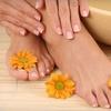 53% Off Manicure and Pedicure