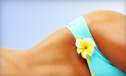 2 Spray-Tanning Sessions (a $40 value) - Sundeck Tanning Salon in Oakwood