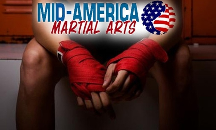 Mid-America Martial Arts - Richland VI: $20 for One Month of Unlimited Classes at Mid-America Martial Arts ($80 Value)