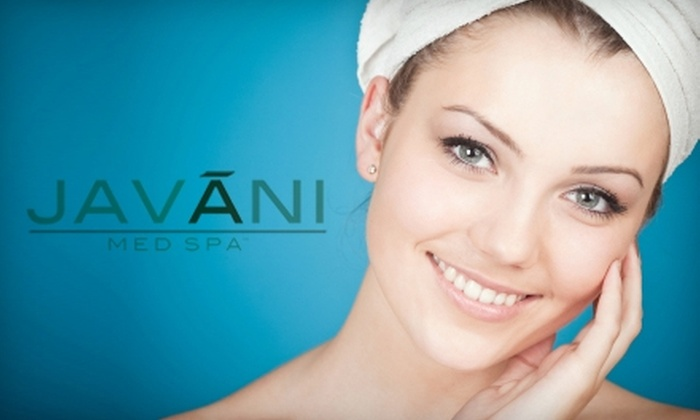 Javāni Med Spa - The Market At First Colony: $79 for Skin Analysis and One PhotoRejuvenation Treatment or One Vibradermabrasion Treatment at Javāni Med Spa (Up to $365 Value)