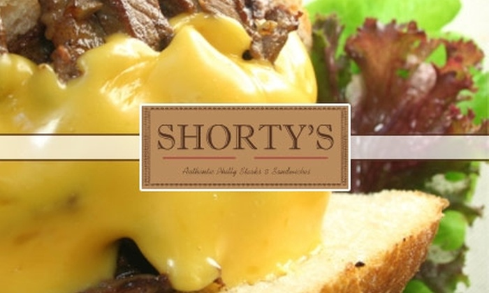 Shorty's - Garment District: $4 for Any Sandwich or Breadless Bowl at Shorty's