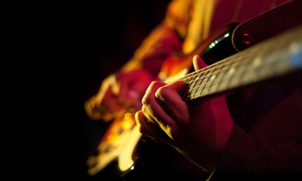 Guitar Legends Dinner Show ft. The Music of Jimi Hendrix, Stevie Ray Vaughan and Eric Clapton on January 6 at 5:30 p.m.