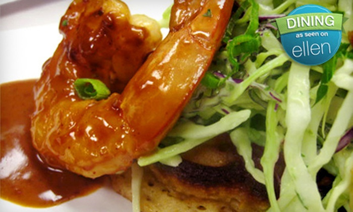 Sage - Tallahassee: Seasonal Dinner for Two or Four or Lunch Fare at Sage