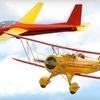 Half Off Biplane and Glider-Plane Rides