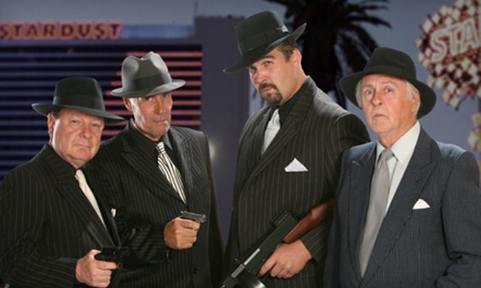 Vegas Mob Tour - The Strip: $29 for a 2.5-Hour Gangster-Sites Tour from Vegas Mob Tour ($66.25 Value)