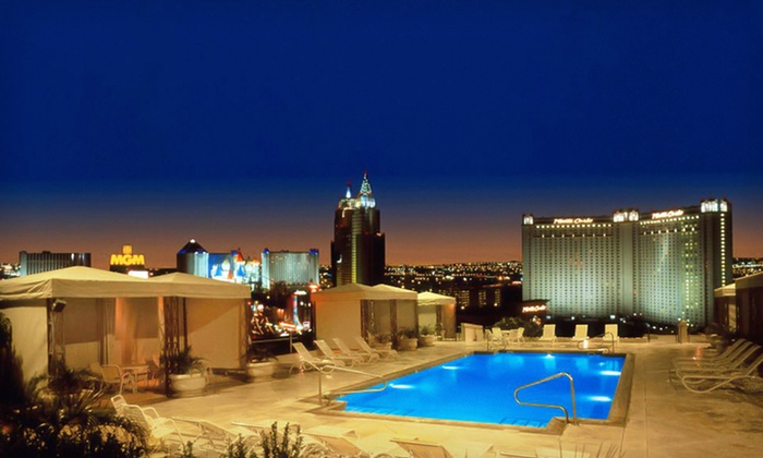 Polo Towers Suites - The Strip: Two-Night Stay for Two in a Studio Suite or One-Bedroom Room at the Polo Towers Suites in Las Vegas