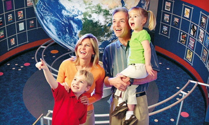 Phillips Entertainment, Inc. - Downtown: Family-Fun Attractions for Two or Four at Phillips Entertainment, Inc. (Up to 62% Off)