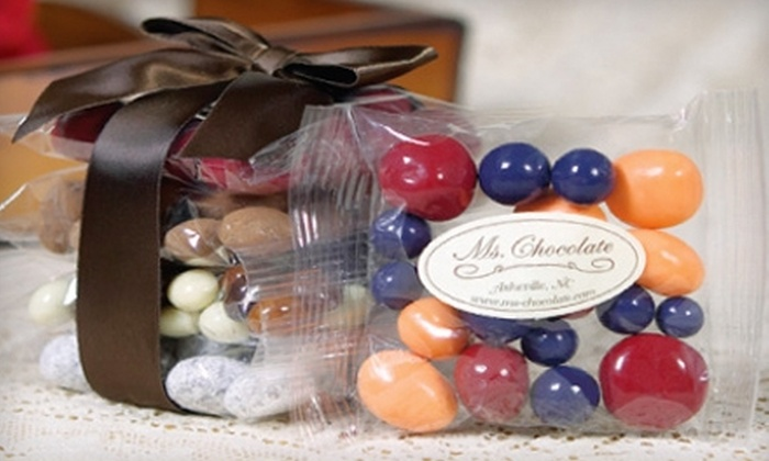 Ms. Chocolate - Erwin: $25 for $50 Worth of Chocolate and Other Treats at Ms. Chocolate